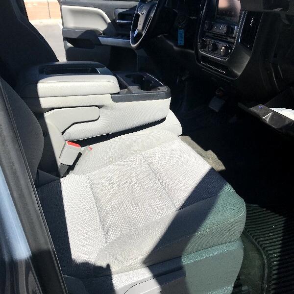 2015 Chevrolet Silverado 1500 LT Crew Cab 2WD
