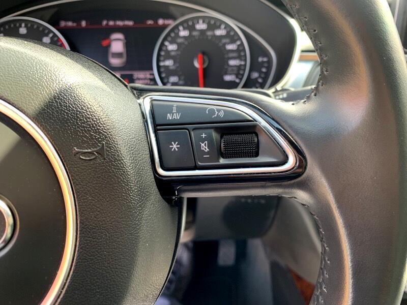 Audi A6 2.0T Premium Sedan FrontTrak Multitronic 2013