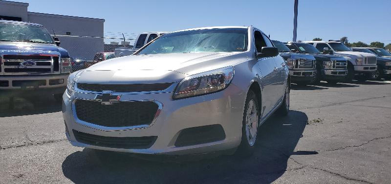 Chevrolet Malibu Limited FL 2016