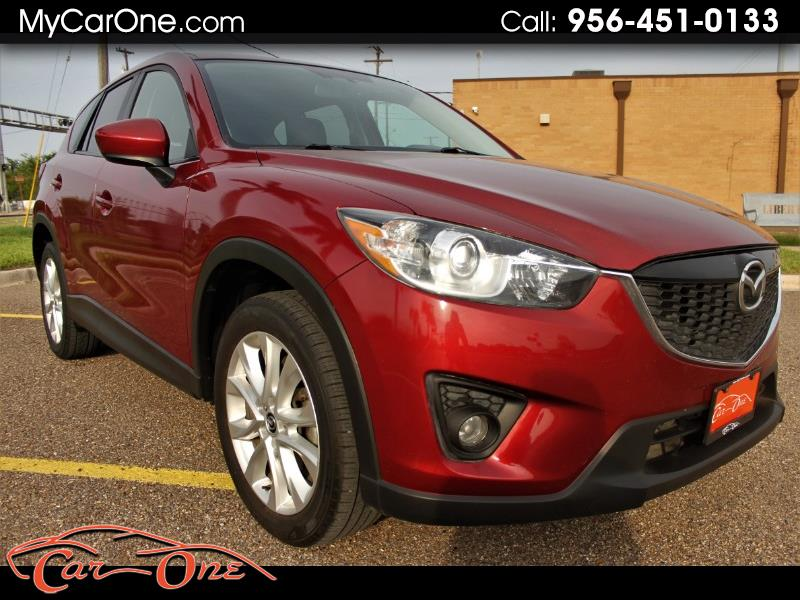 Mazda CX-5 2016.5 FWD 4dr Auto Grand Touring 2013