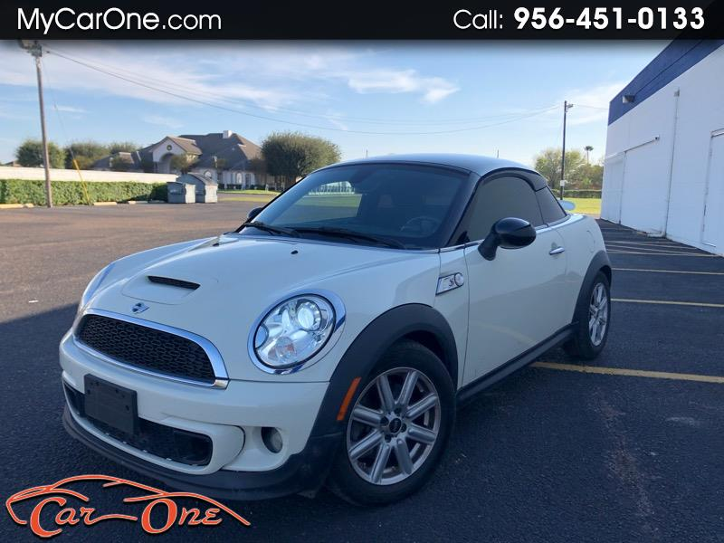MINI Cooper Coupe 2dr S 2013
