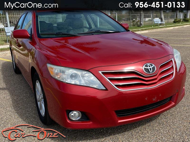 Toyota Camry XLE LE 6-Spd AT 2011