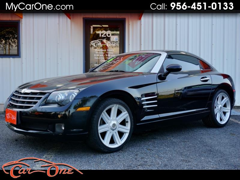 Chrysler Crossfire Coupe Limited 2006
