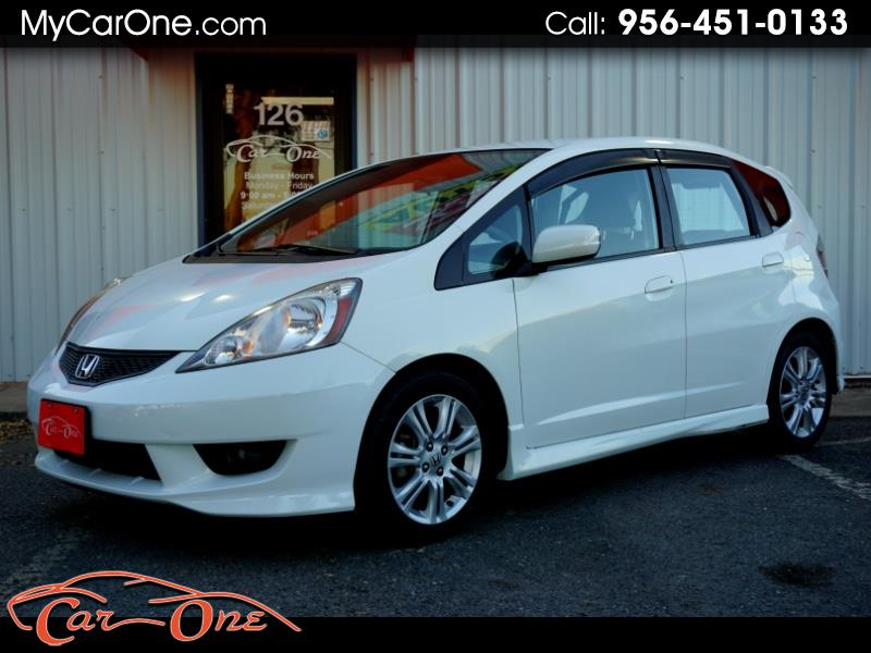 Honda Fit Sport 5-Speed AT 2010