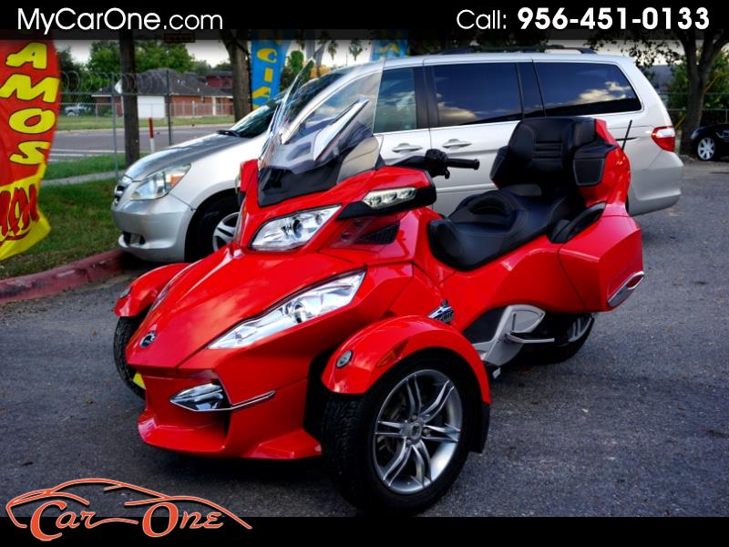 Can-Am Spyder RTS  2012