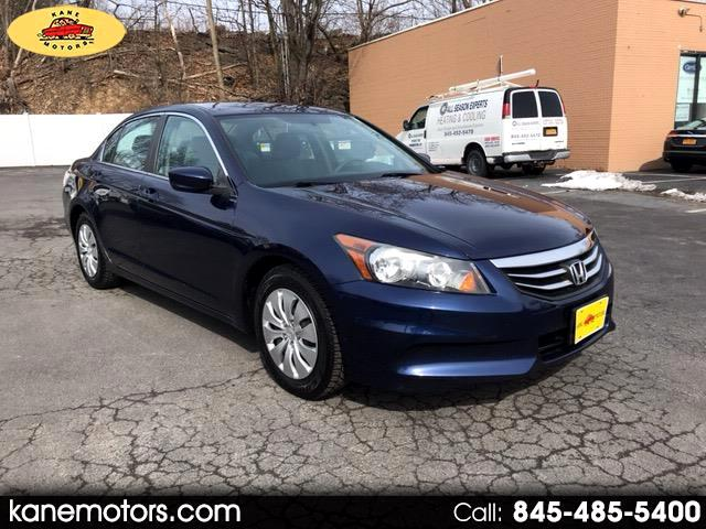 2012 Honda Accord Sedan Touring Auto