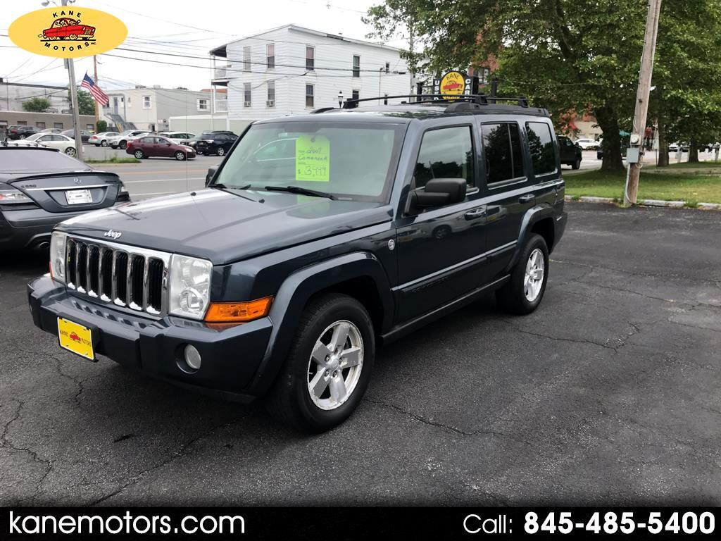 2007 Jeep Commander 4dr Limited 4WD