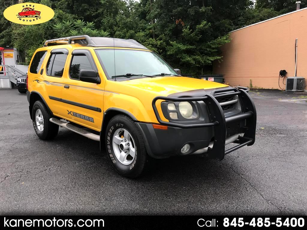 Used 2004 Nissan Xterra Xe 4wd For Sale In Poughkeepsie Ny