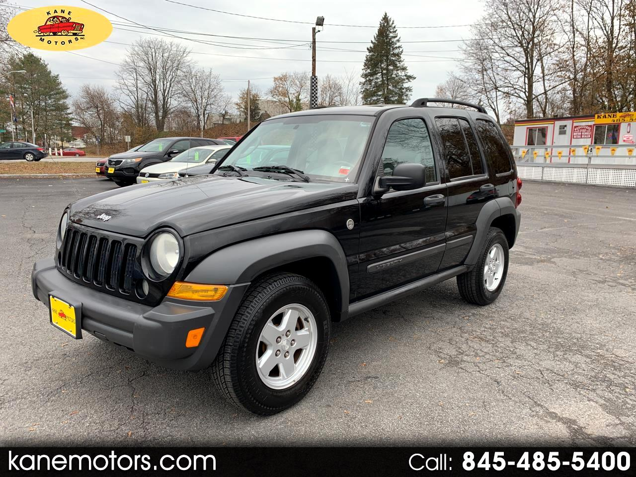 Jeep Liberty 3.7L 4WD 2007