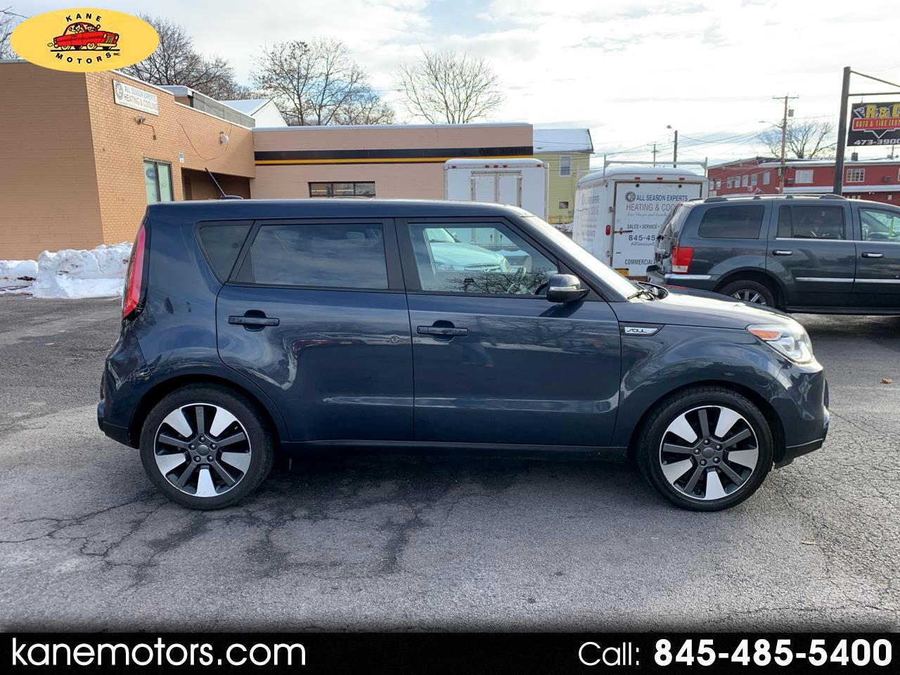 Kia Soul + w/Primo Package 2014
