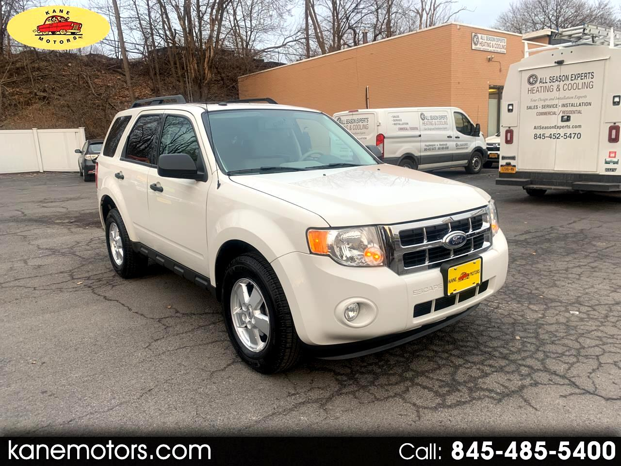Ford Escape 4WD 4dr V6 Auto XLT 2010