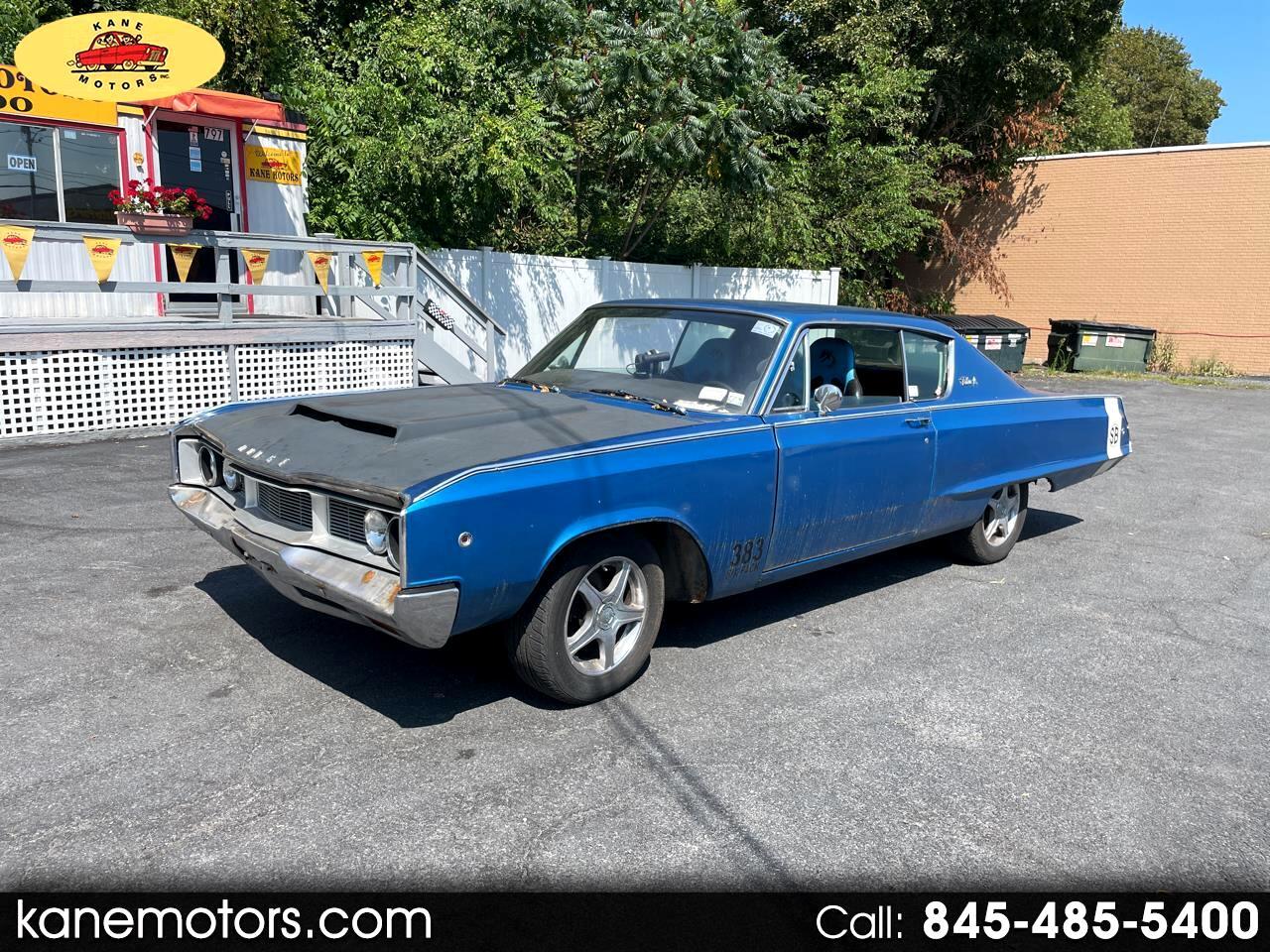 Dodge Polara 500 1968