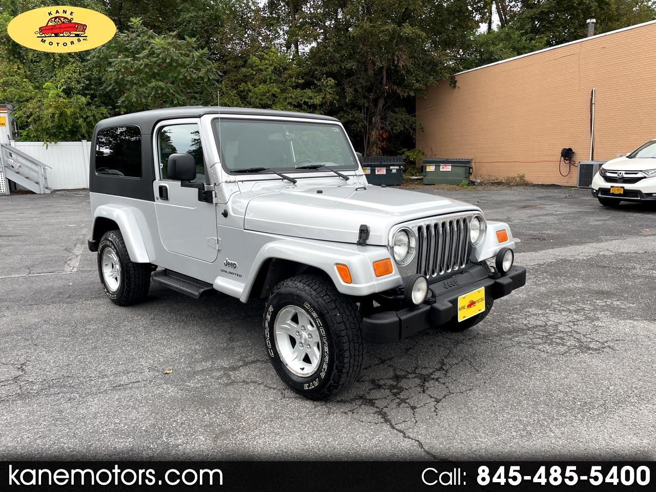 Jeep Wrangler Unlimited 2005