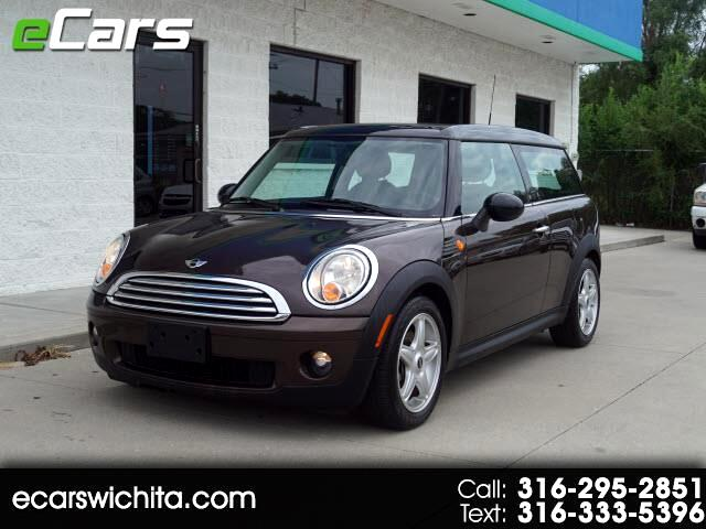 2010 MINI Clubman Base