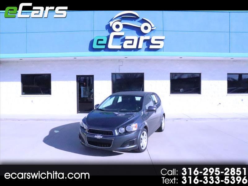 Chevrolet Sonic LTZ Auto 5-Door 2013