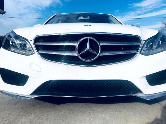 2015 Mercedes-Benz E-Class E350 Sport Sedan