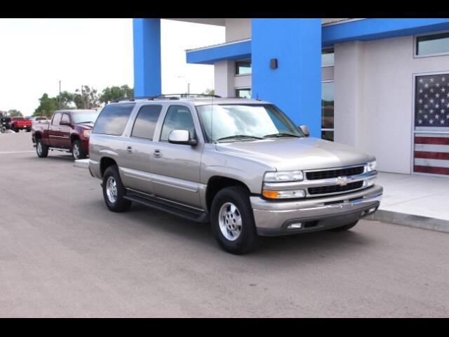 2003 Chevrolet Suburban 1500 2WD