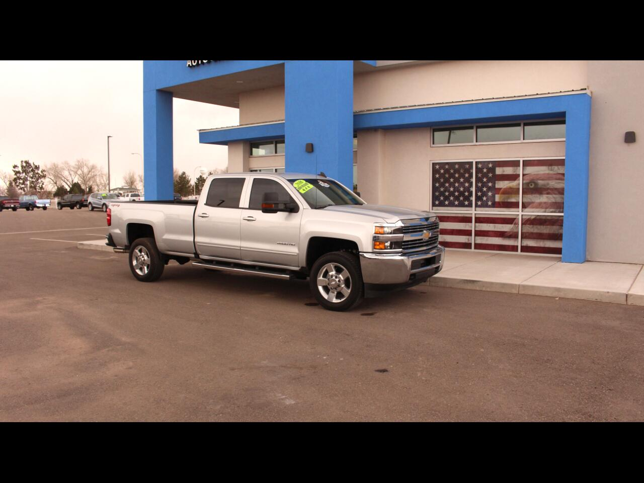 2016 Chevrolet Silverado 2500HD LT Crew Cab Long Box 4WD