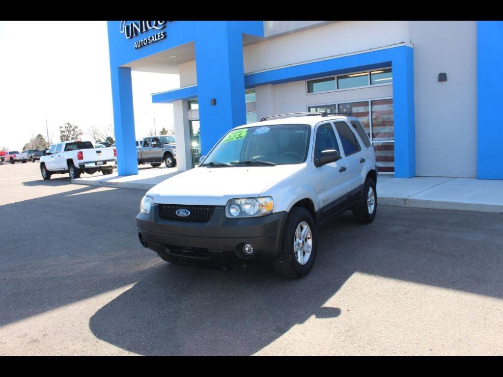 2006 Ford Escape Hybrid HEV