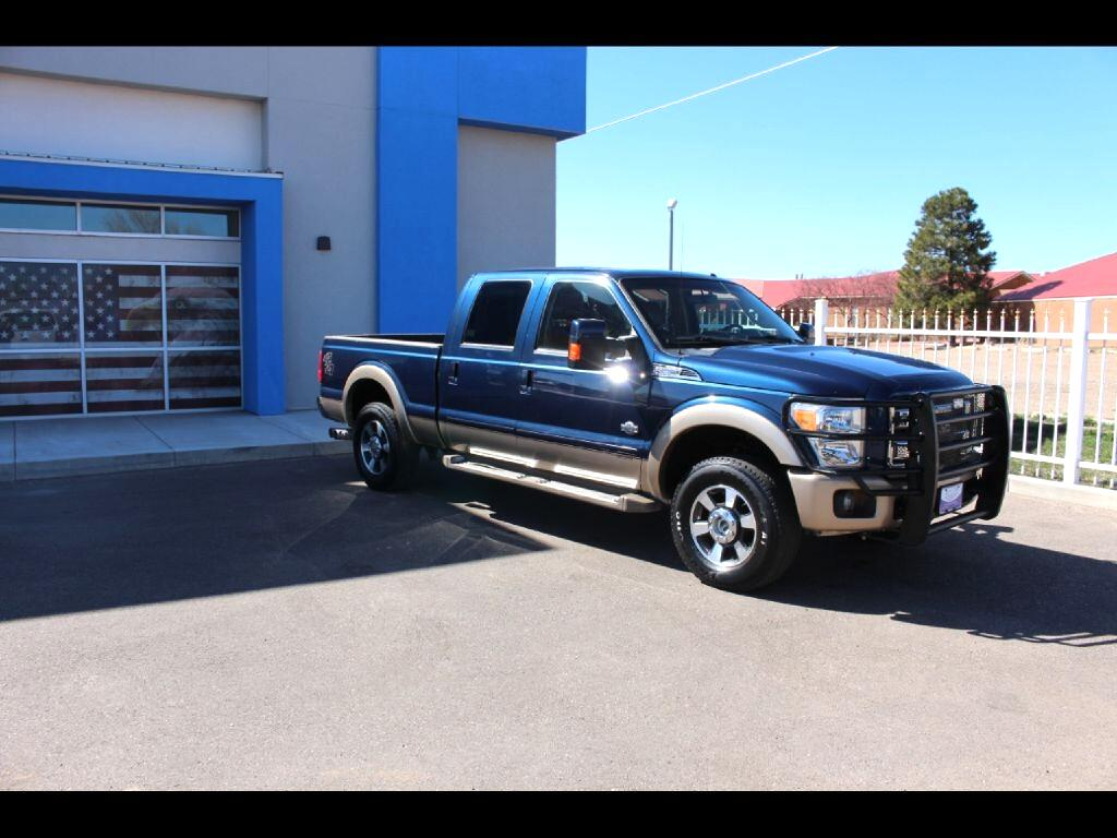 2014 Ford F-250 SD SUPER DUTY