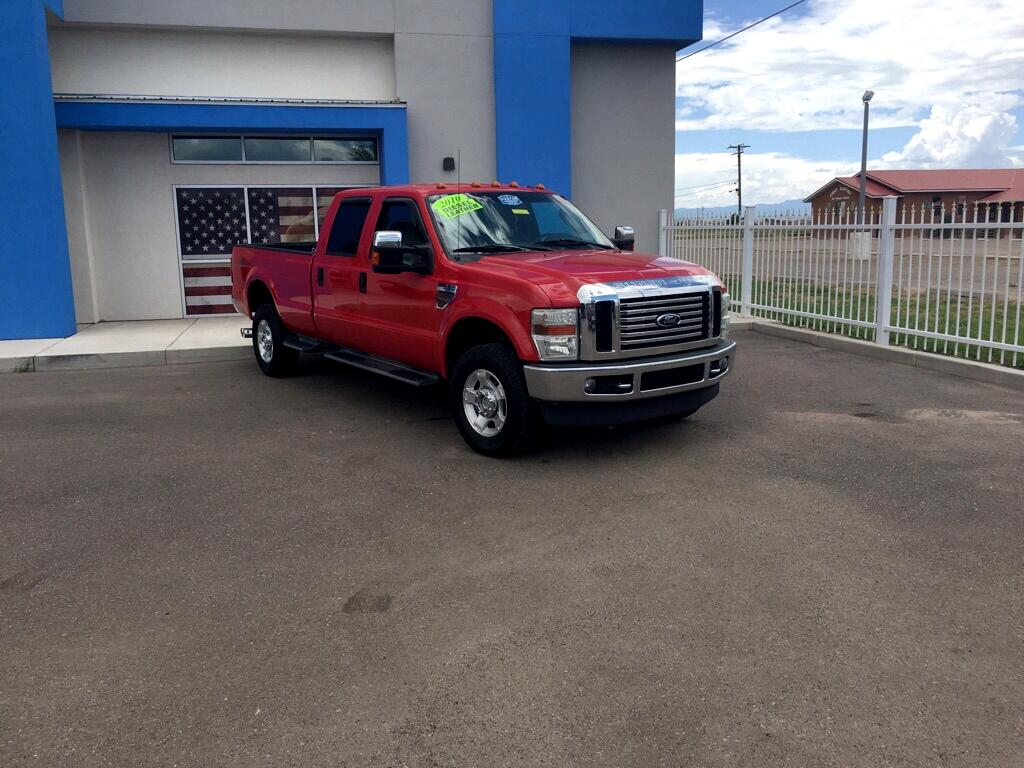 2010 Ford F350 SD XLT