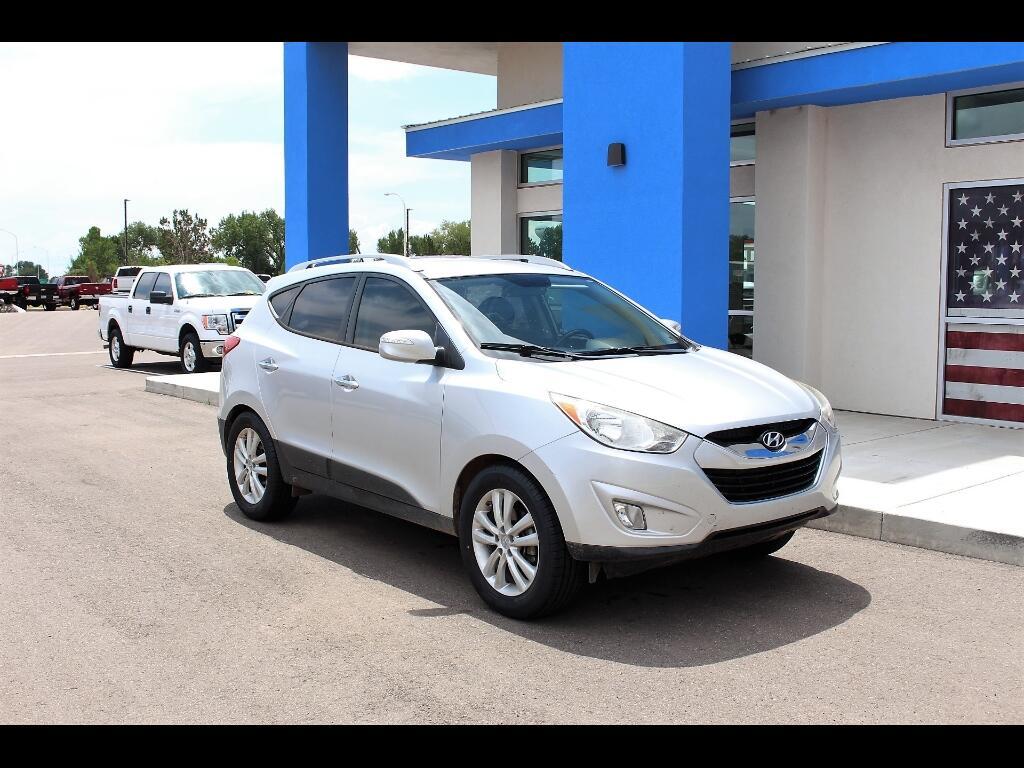 2011 Hyundai Tucson Limited Auto AWD