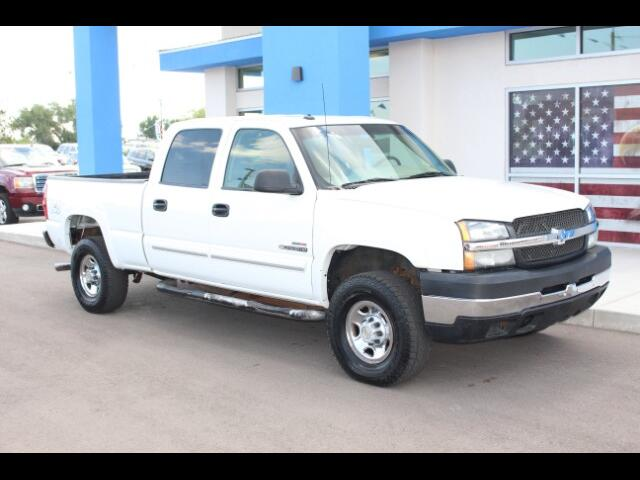 2003 Chevrolet Silverado 2500HD Crew Cab Short Bed 4WD