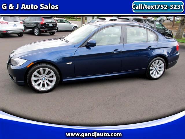 2011 BMW 3-Series 328i