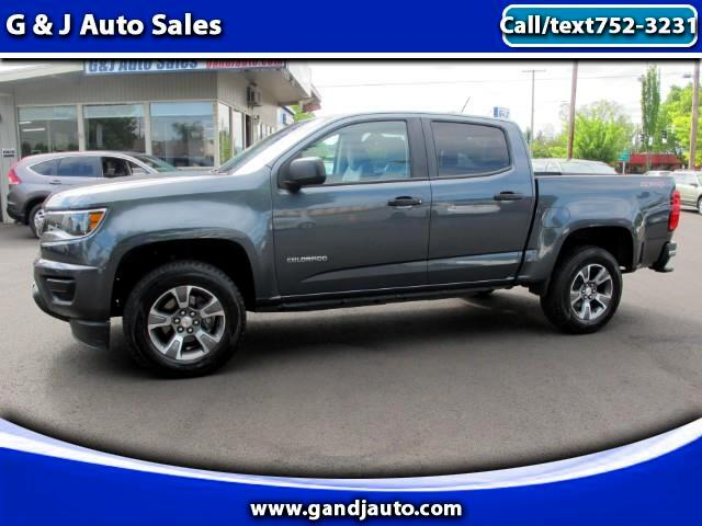 2015 Chevrolet Colorado Crew Cab 4x4