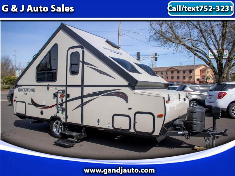 2016 Forest River Rockwood A212HW