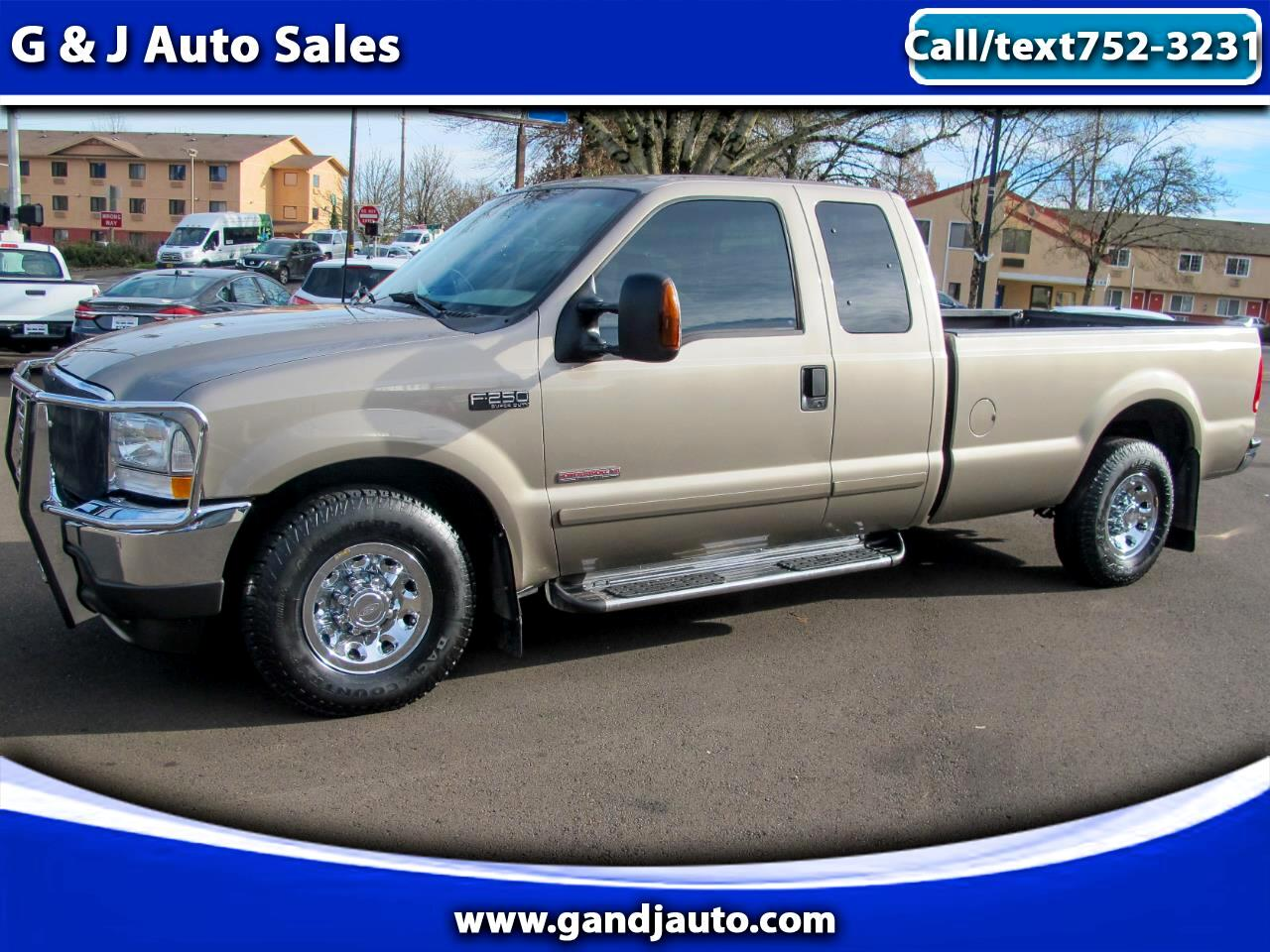 Ford F-250 SD XLT SuperCab 2WD 2003