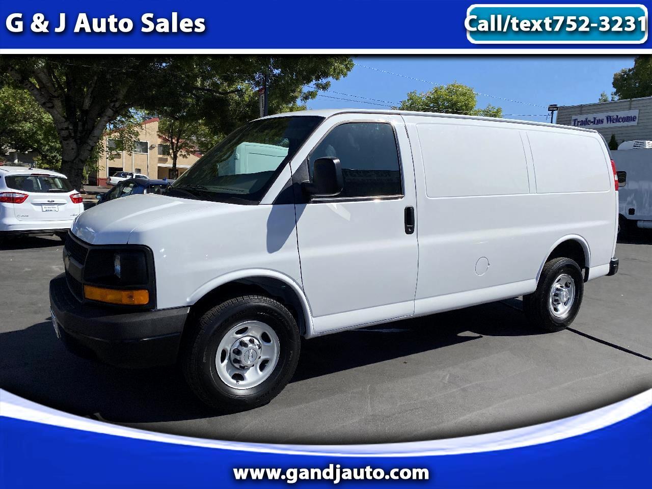 Chevrolet Express 2500 Cargo 2015
