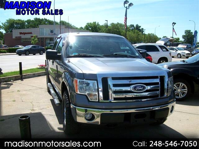 2010 Ford F-150 XLT SuperCab 5.5-ft Box 4WD