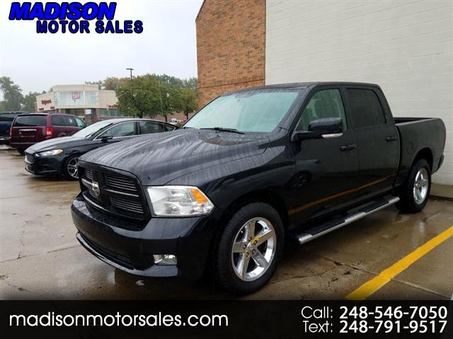 2010 Dodge Ram Pickup 1500 TRX4 Off Road Quad Cab 4WD