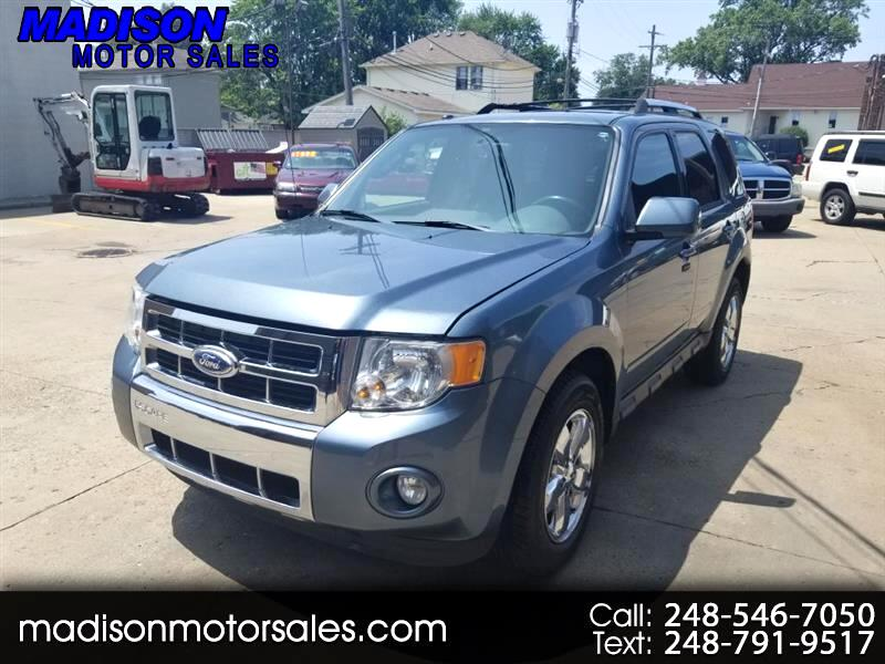 Ford Escape Limited FWD 2012
