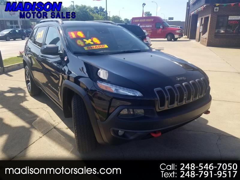 Jeep Cherokee Trailhawk 4WD 2014