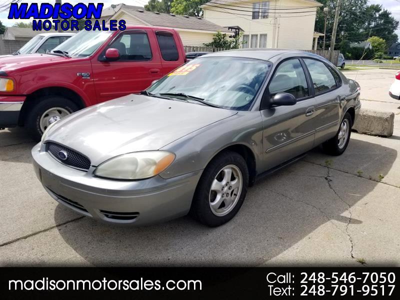 Ford Taurus SES 2004