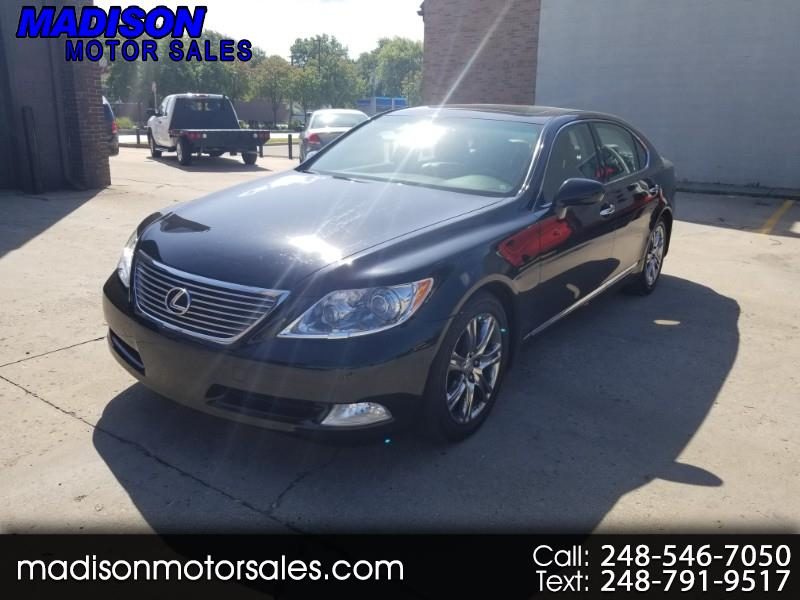 Lexus LS 460 L Luxury Sedan 2008