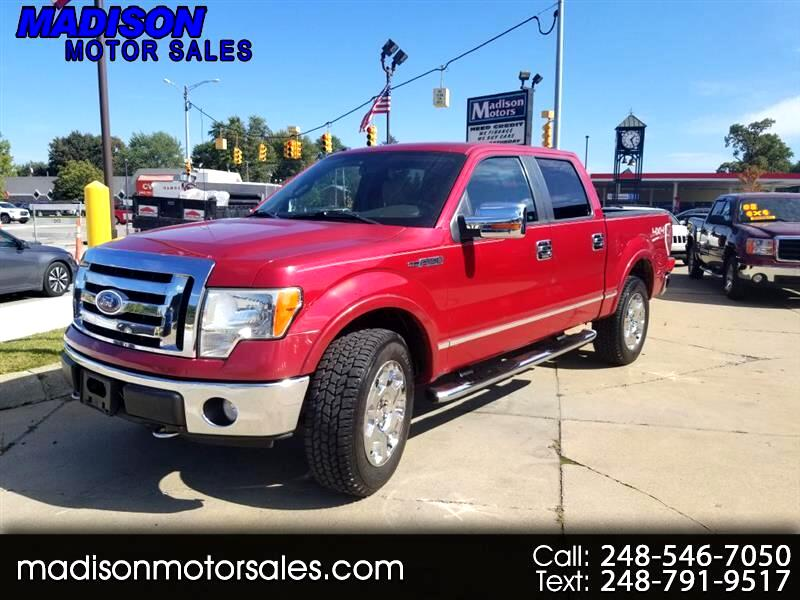Ford F-150 XLT 4WD SuperCrew 5.5' Box 2009