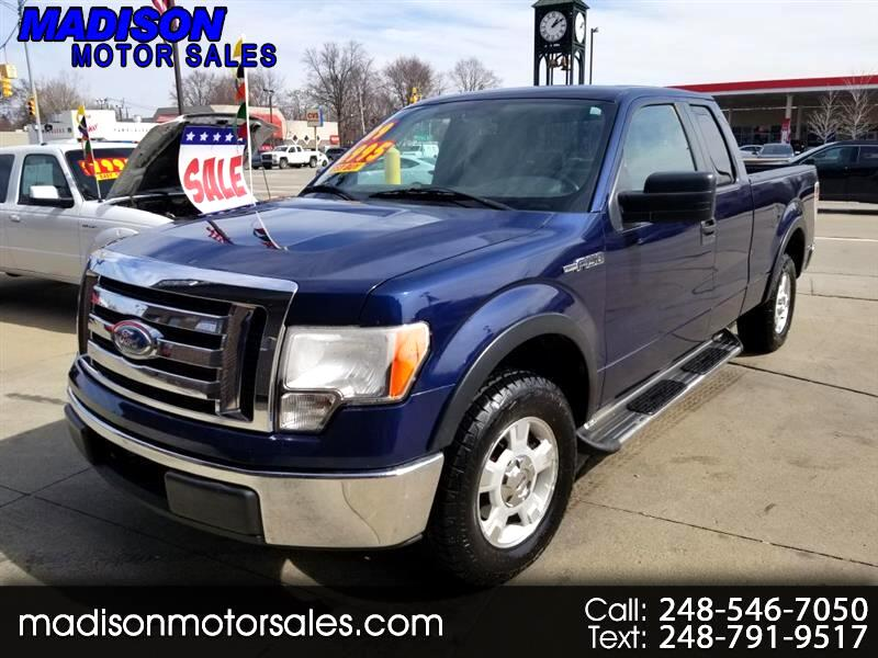 Ford F-150 XLT 2WD Reg Cab 6.5' Box 2009
