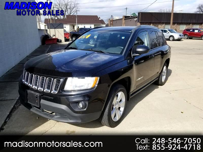 Jeep Compass 4WD 4dr North Edition 2012