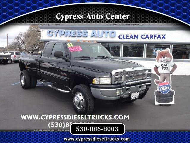2001 Dodge Ram 3500 Laramie Quad Cab Long Bed 4WD DRW