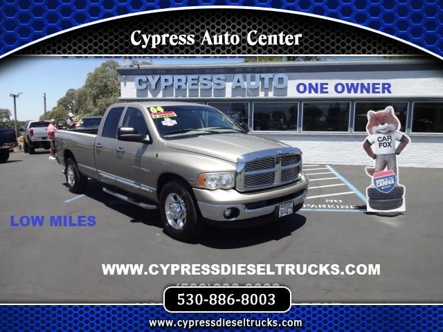 2004 Dodge Ram 2500 Laramie Quad Cab Long Bed 2WD