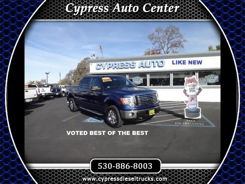 2012 Ford F-150 XLT SuperCrew XLT 4WD