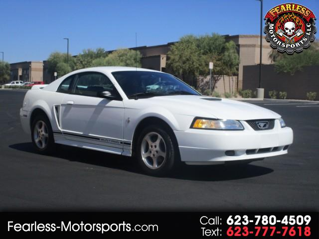 2000 Ford Mustang Coupe