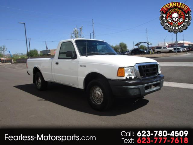2004 Ford Ranger XLT Long Bed 2WD