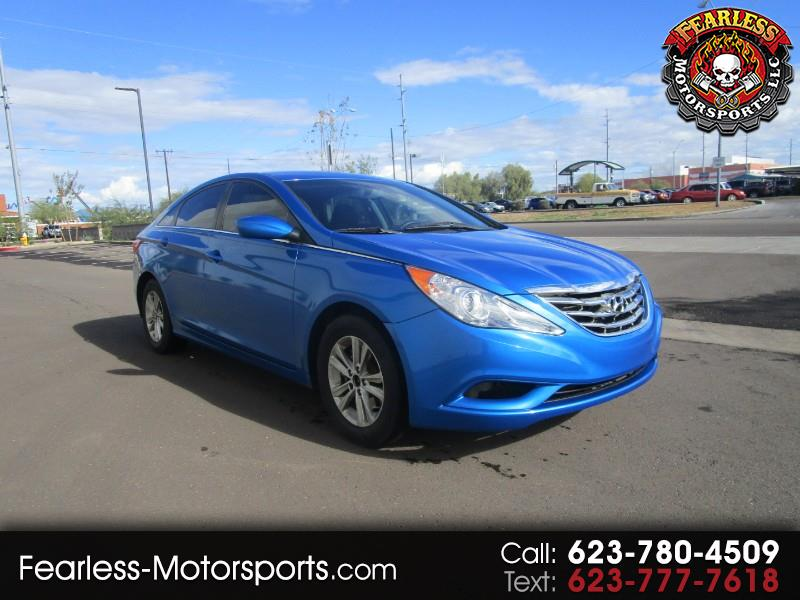 2012 Hyundai Sonata GLS Manual