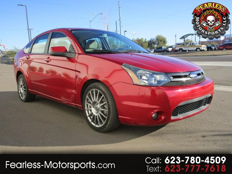 2010 Ford Focus SES Sedan