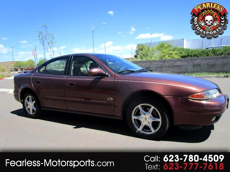 2000 Oldsmobile Alero GLS Sedan