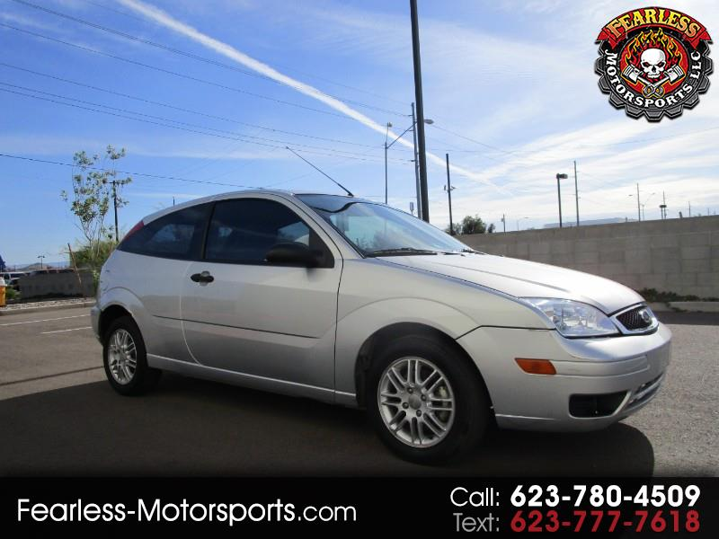 2005 Ford Focus ZX3 S